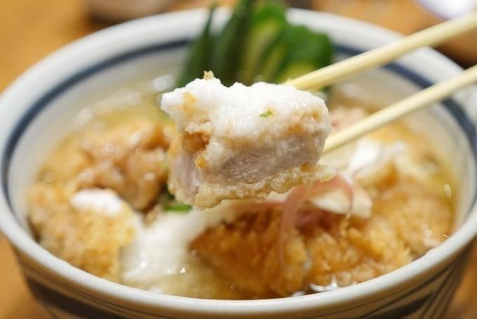 【渋谷】『かつ吉 渋谷店』で夏限定メニュー「冷やしかつ丼」を食べてきた!