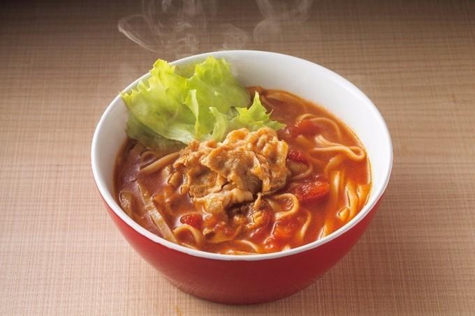 【期間限定】しゃぶしゃぶ食べ放題に「トマト鍋」が新登場!締めにはリゾットやフォーも!『MKレストラン』