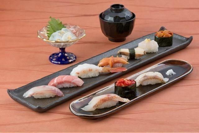 【栄】秋らしさ溢れる新メニューが登場!のどぐろや白海老など北陸の幸が楽しめる『金沢まいもん寿司』