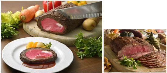 デザートまで肉づくし!?ローストビーフにしか見えないスイーツが肉フェアに登場!新橋『エトワール』