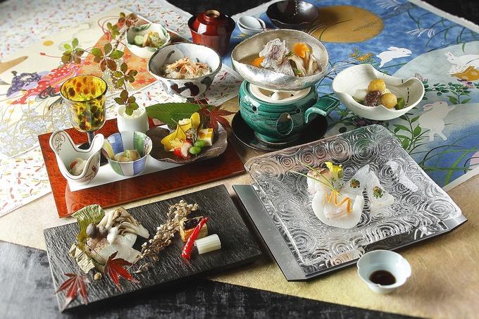 【東京】狙い目はランチ!ディナーの半額以下で楽しめることも⁉︎『なだ万』のお得すぎるランチ5選