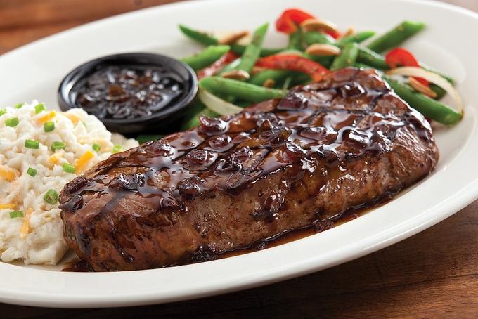 Retina jack daniel s steak