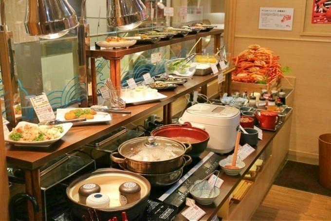 山盛りの紅ズワイガニも濃厚カニ味噌も熱々カニ鍋も全部食べ放題!銀座『かに処ごっつぉ』