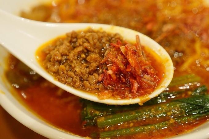 海老の香り凄い!中野に来たら一度は食べたい担々麺『担々麺 ほおずき』