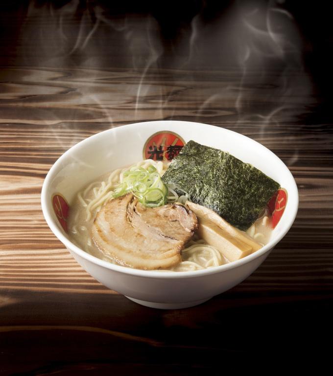 【期間限定】名物ラーメンが1杯500円に!『光麺』で3店舗限定のイベント開催
