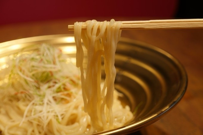 【武蔵の本気】コスト度外視の高級食材!今週末限定の『麺屋武蔵』の贅沢つけ麺に感動!
