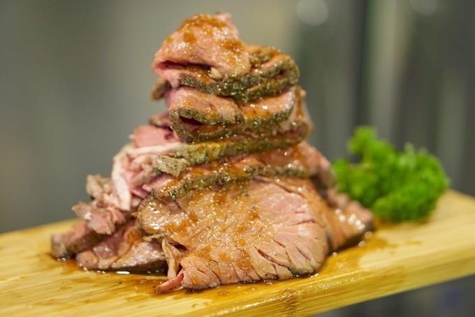 【期間限定】500円でローストビーフ食べ放題!焼肉屋が厳選したお肉を食い尽くせ!立川『すみびや』