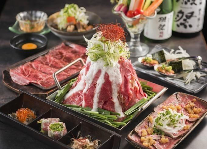 【恵比寿】和牛の肉タワーから目が離せない!!フォトジェニックな肉料理尽くしの『肉匠とろにく』