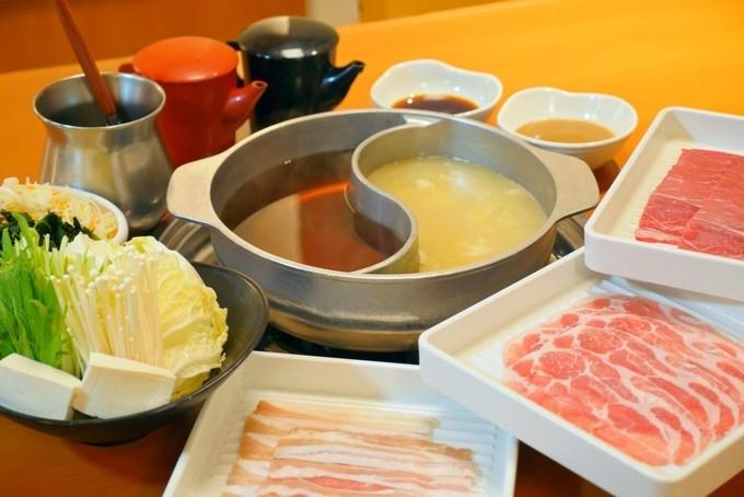 """【超お得】しゃぶしゃぶも、寿司も天ぷらも食べ放題『和食さと』の""""さとしゃぶ""""が凄かった!"""