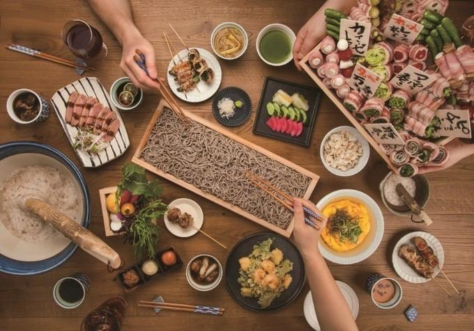 【横浜】寂しくない蕎麦屋って?こだわり蕎麦をワイワイ楽しむ新業態『じねんじょ庵』オープン!