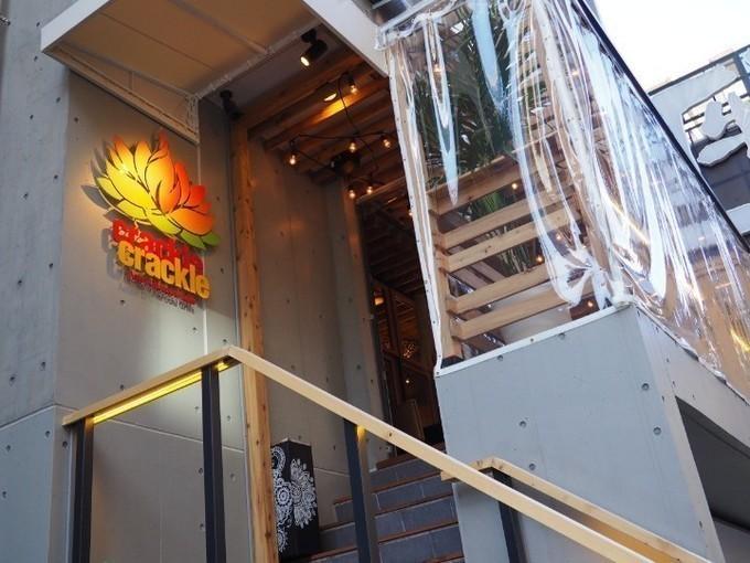 【新宿西口】1,000円でアジアン料理のオンパレード!『クラックルクラックル』にランチプレートが新登場