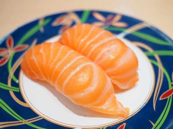 """【西宮北口】これで一皿150円⁉︎絶対食べたい""""オーロラサーモン""""は脂の甘さが桁違い!『大起水産』"""