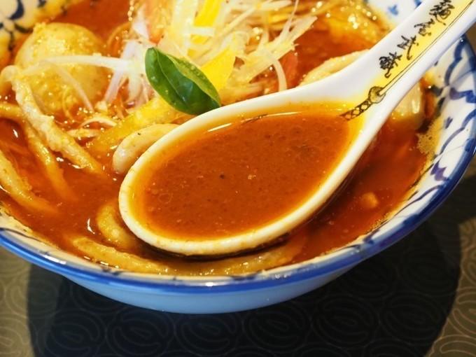 チーズかけすぎ〜!チーズ好きには堪らないカレーつけ麺が『麺屋武蔵 巌虎』で限定発売!