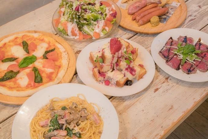 【横浜】もう二度と出会えない味⁉︎その日ベストな配合で作る生地のピザは必食!『FUN』