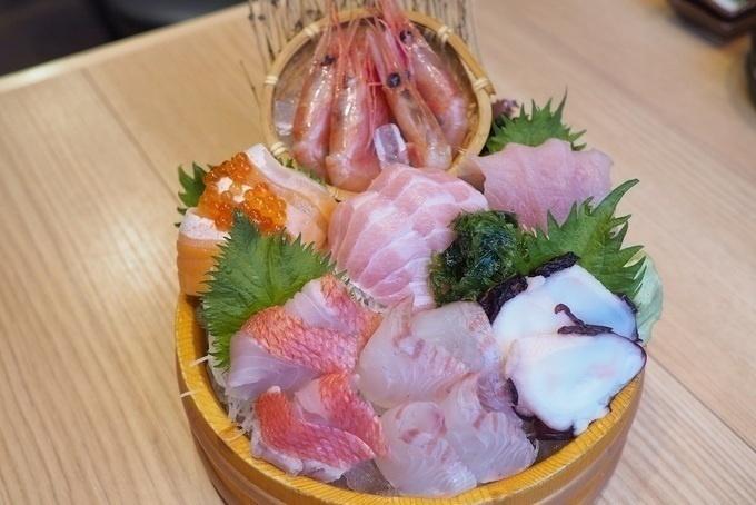 【取手】チェーン店の仕入れ力ならでは!その日一番新鮮な魚介を食べられる『目利きの銀次』