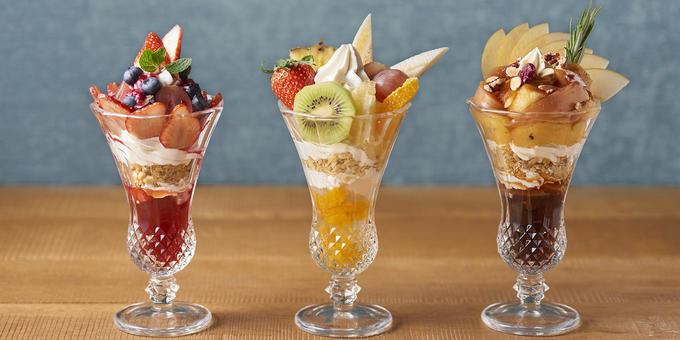 【新宿】大人女子がパフェ食べるならここ!体も喜ぶフルーツ満載パフェの店5選