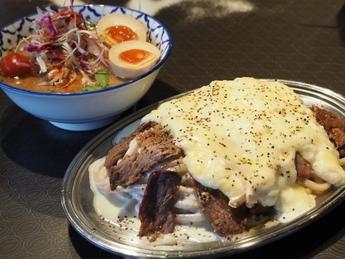 『麺屋武蔵』がまたやった!ケバブ×つけ麺×チーズ「ツケバブ」がヤバ過ぎた!
