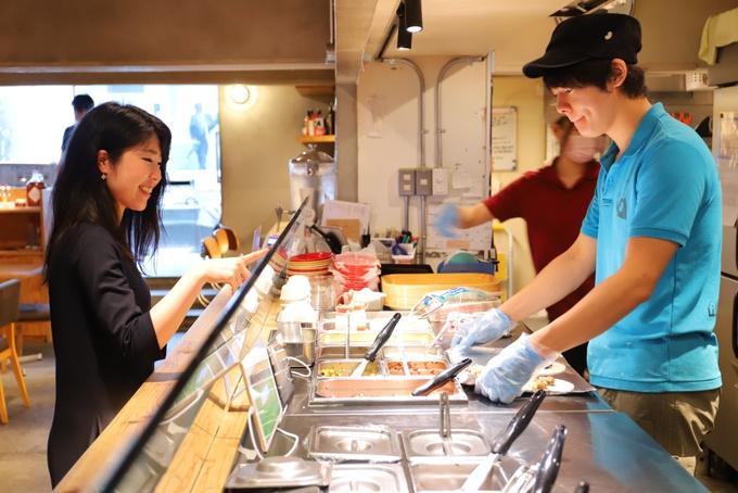 【代官山】野菜不足さん必見!ブリトーや山盛りサラダで野菜を手軽に食べよう!『フリホーレス』