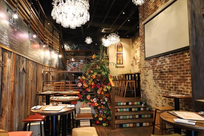 【渋谷】ストーリー映え料理で盛り上がり最高潮!思い出に残るお祝いをするなら『デ サリータ』