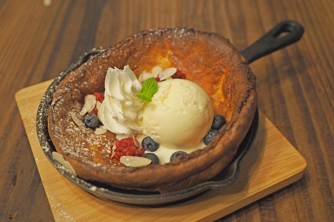 【荻窪】サクふわ食感にハマる!?卵たっぷりパンケーキの優しい甘さにほっこり『ウッドグッドブラザーズ』