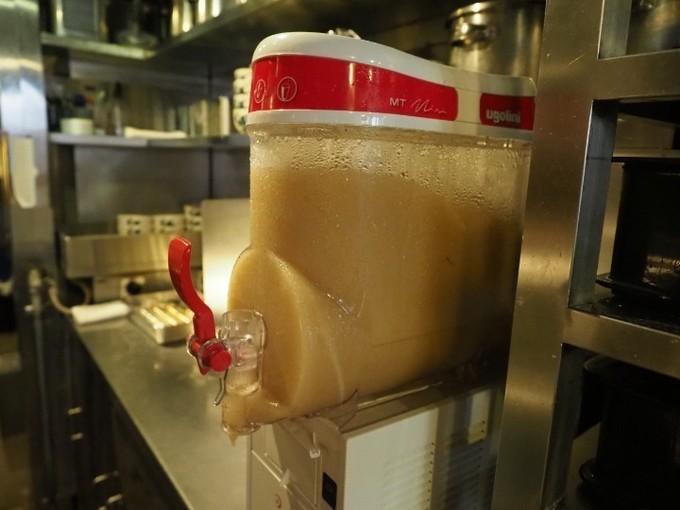 """スープを凍らせてみました!『麺屋武蔵』の限定""""フローズンつけ麺""""が超冷たくて旨い!"""
