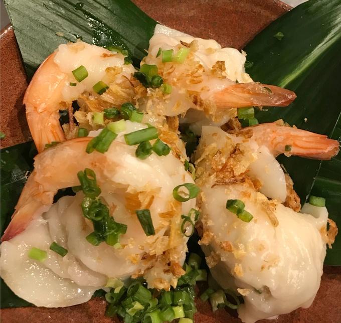 【五反田】ここだけの創作点心に驚きの連続!イタリア風に海鮮丸ごとの豪快餃子も『TUITUI』
