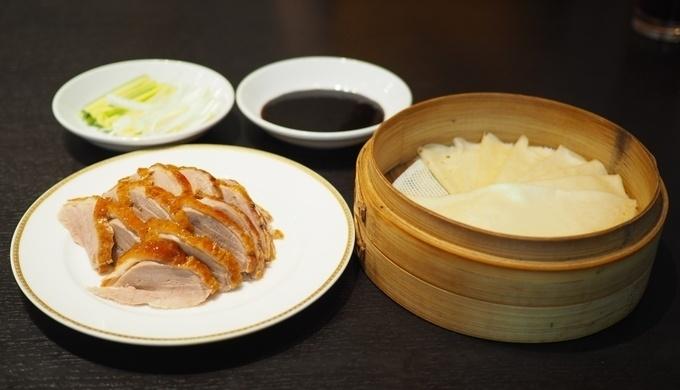 1羽1万円の北京ダックが『北京烤鴨店 銀座店』なら3,980円で好きなだけ食べ放題!