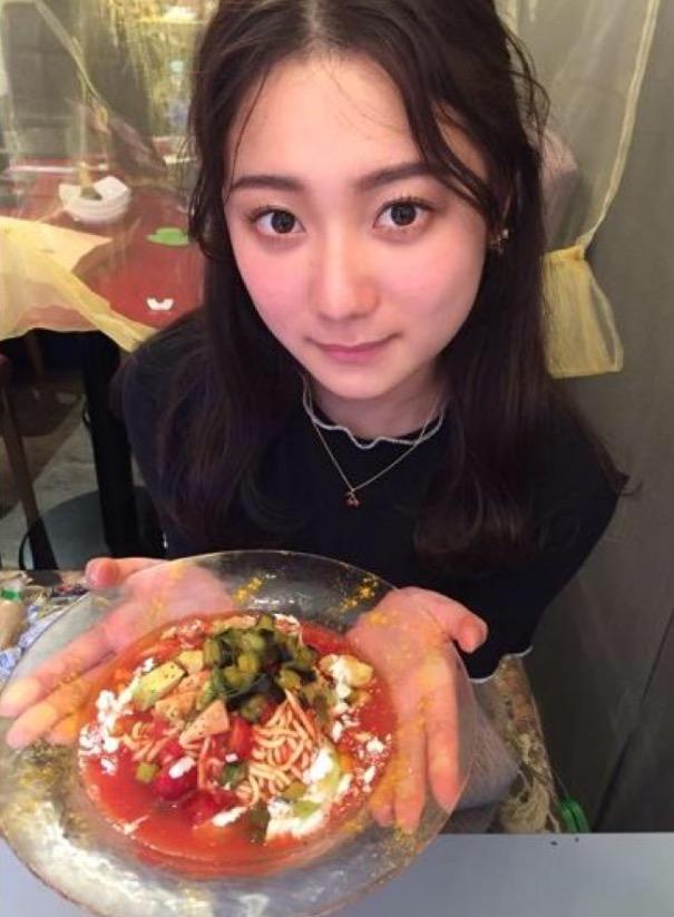 【上町】日本一制服が似合う女子高生とコラボ!豆乳麺を使った冷製パスタを販売中『ギャビー セタガヤ』