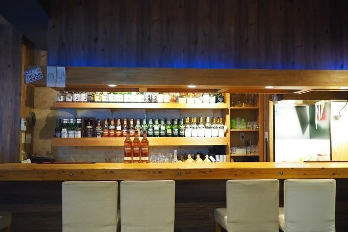 【渋谷】山崎、白州も勢揃い!気取らず楽しむ通いたくなるボトルキープバー『フルムーン』