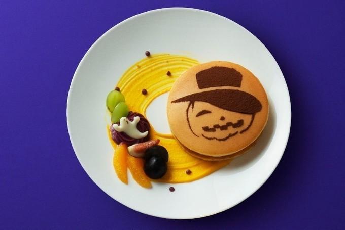 【帝国ホテル 大阪】栗・鮭・いちじく!ハロウィンは秋の味覚満載の『カフェ クベール』で決まり!