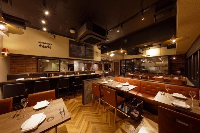 【飯田橋】天気を気にせず使えるテラス席!「キビまる豚」を使ったイタリア料理の数々も『REGUS』
