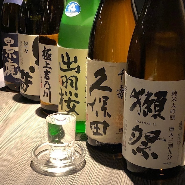 【渋谷】ゆっくり話せる!お酒も料理もハイレベルな大人の個室居酒屋『吟の利久』