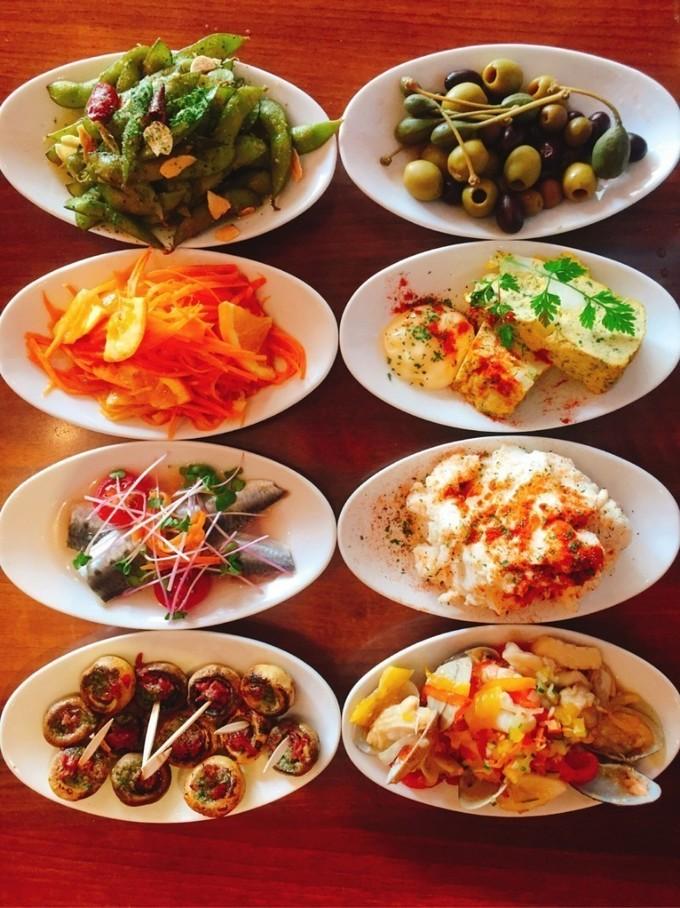 【広島】瀬戸内の食材とスペイン料理は相性抜群!渡り蟹の丸ごとパエリアを『タパスキッチン』で!