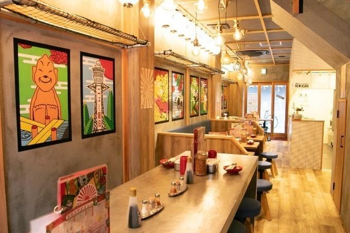 【梅田】レアで揚げる新感覚串かつは色鮮やかなソースで!通天閣で愛される本場の味『串かつニュー朝日』
