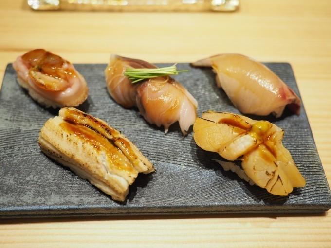 【福島】「おまかせコース」が13品→18品に増量中!11/30までのチャンスを見逃すな『鮨まつやま』