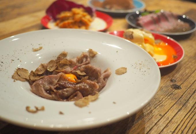 【期間限定】濃厚チーズリゾットにトリュフかけ放題!肉×トリュフの特別メニューも!渋谷『Goccia』