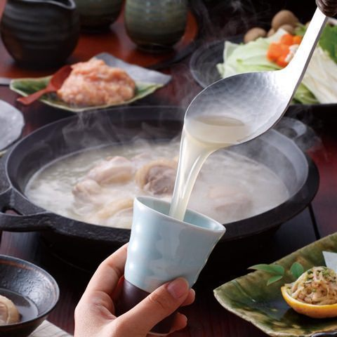 """【六本木】最後の一滴まで飲み干したい!水炊き専用""""華味鳥""""を味わい尽くす『博多華善』"""