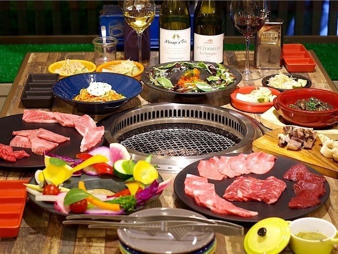 【人形町】焼肉×ワイン×イタリアンが楽しめる忘年会コースが10月25日から登場『マンツォヴィーノ』