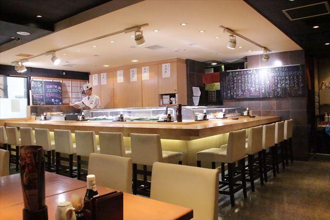 魔法のシートで旨味がアップ?熟成魚のお寿司を『寿司魚がし日本一 川崎店』で食べてみた