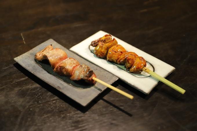【南麻布】超希少「無菌・熟成鶏のステーキ」!溢れる肉汁と鶏の甘みを感じる『やきとり嶋家』