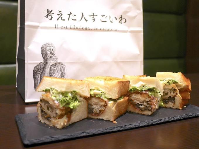 牡蠣20個の寿司ロールに牡蠣サンド!若松河田『kerasse Tokyo』は牡蠣好きならマスト!