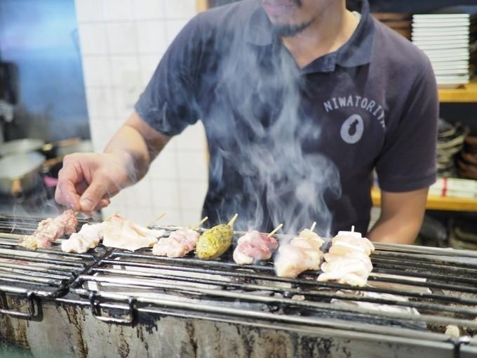 【六甲道】兵庫県産若鶏だから鮮度は抜群!希少部位から女性でも食べやすいミニ串焼き鳥まで『にはとりや』