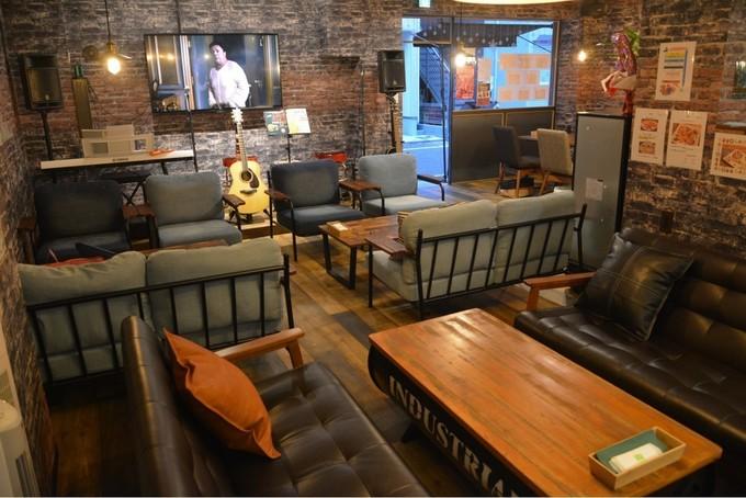 【南六郷】生演奏を聴きながらティータイム!華やかなスイーツと音楽でくつろぐ『Cafe Amour』