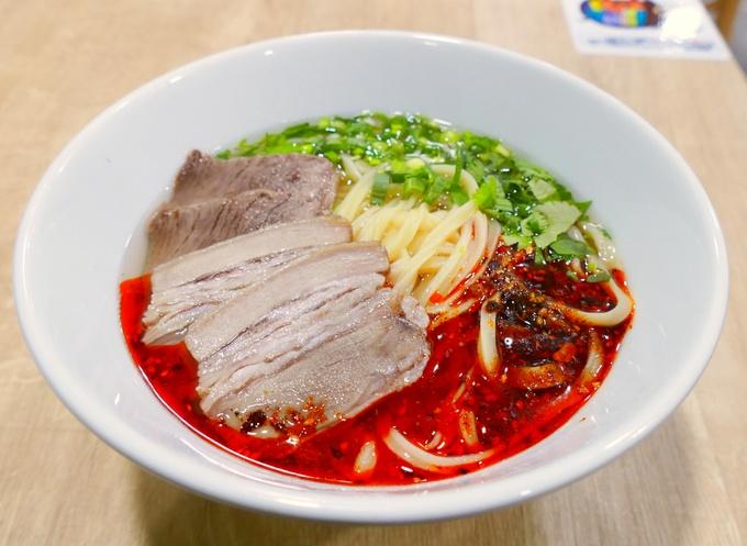 【御徒町】選べる麺は9種類!蘭州牛肉ラーメンの専門店がオープン!『国壱麺』