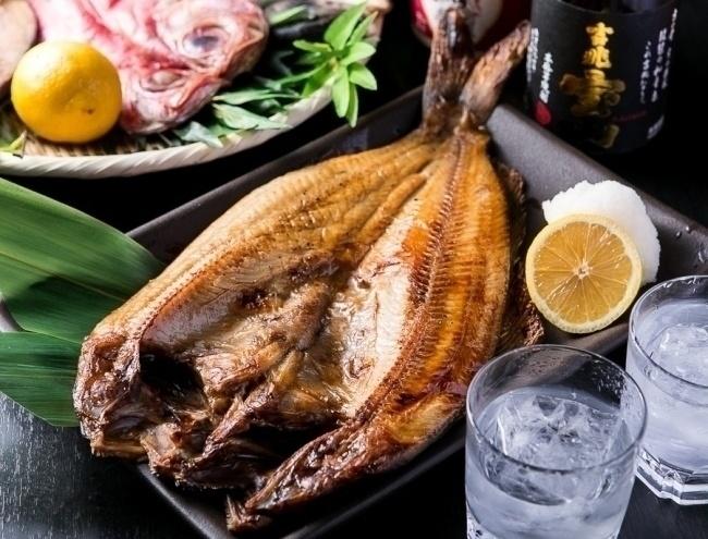 【新宿】普通の鍋に飽きたアナタへ!干物の旨味あふれる「ひもの鍋」を食べに行こう『ひもの屋』