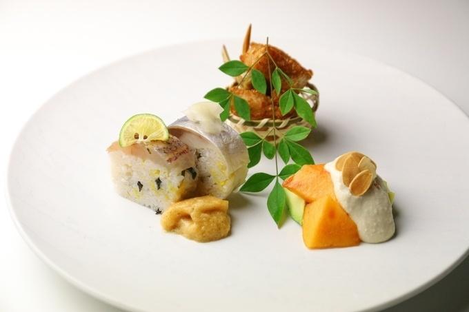 【銀座】濃厚な牛ほほ肉に里芋のピュレを。解ける食感とともに和フレンチを体感する『趣食研究所』『re:Dine GINZA』