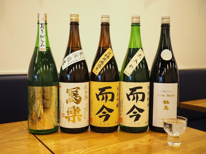 【茅場町】30種の日本酒と一緒に極上の和食を。月刊誌でも話題の穴場居酒屋『朋』