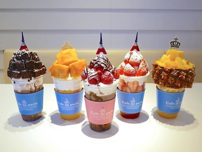 インスタ映えNo.1の韓国スイーツ!「ボンボン」発祥の『カフェ ド パリ』が日本初上陸!