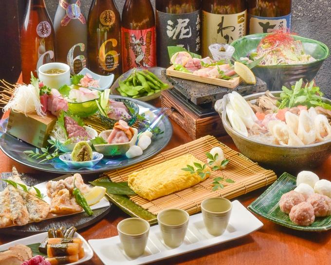 【五反田】きりたんぽ鍋から比内地鶏まで!東京で秋田料理を満喫するなら『わったりぼうず』