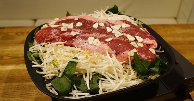 【中野】重量約1kgのハラミは圧巻!丸ごと味わう期間限定メニュー登場!『肉乃なかの』